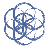 Flower of Life Favicon Retina